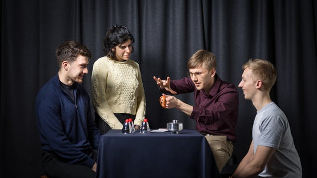 Performing Magic For Living in the Modern World