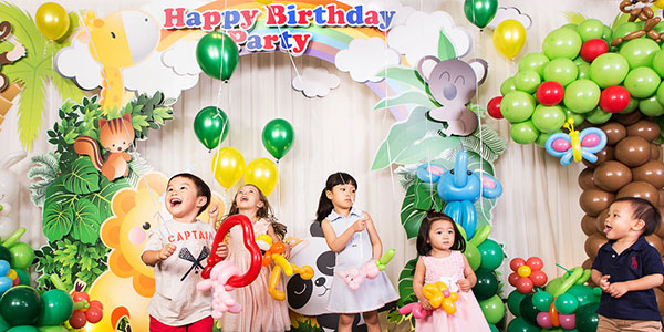 Childrens Party Entertainment For Stress Free Birthdays