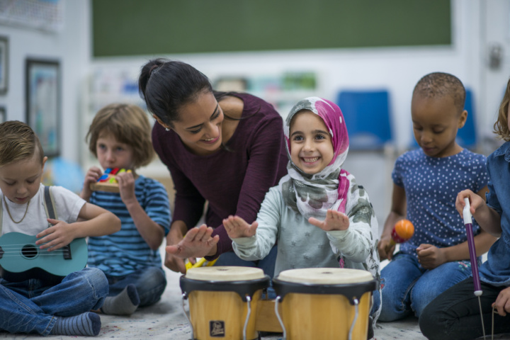 The Importance of Music in Educational Development
