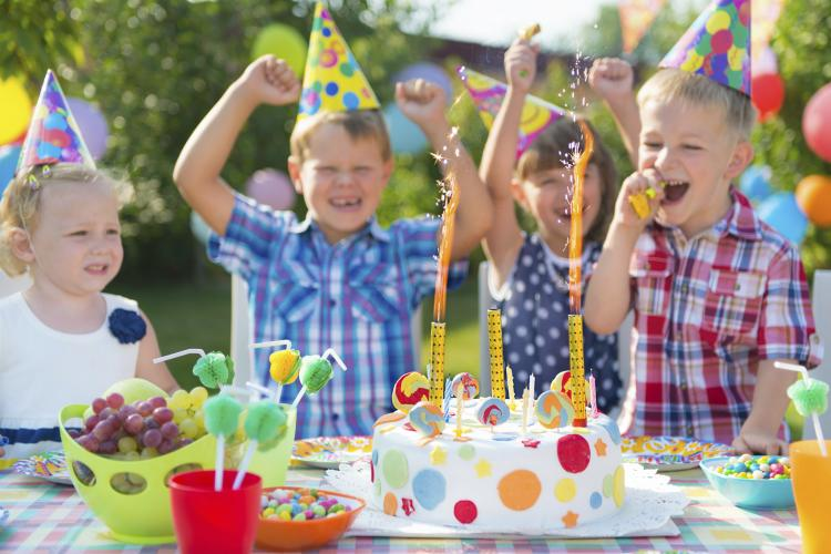 Birthday Party Fun – Add Some Magic